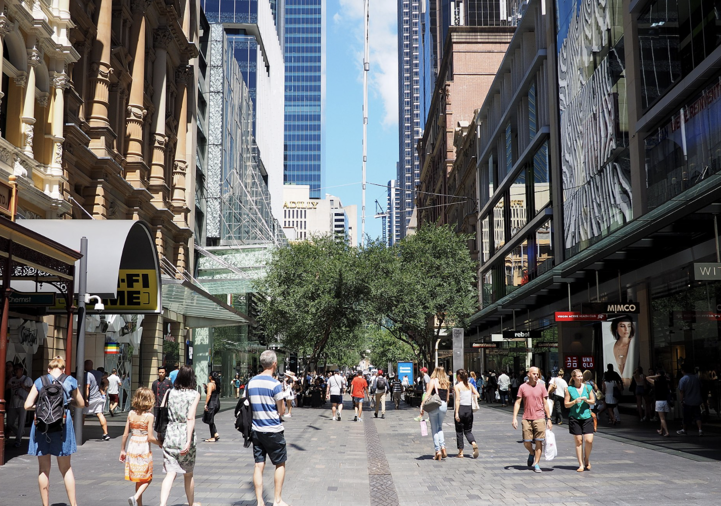 10 Best Shopping Areas in Sydney