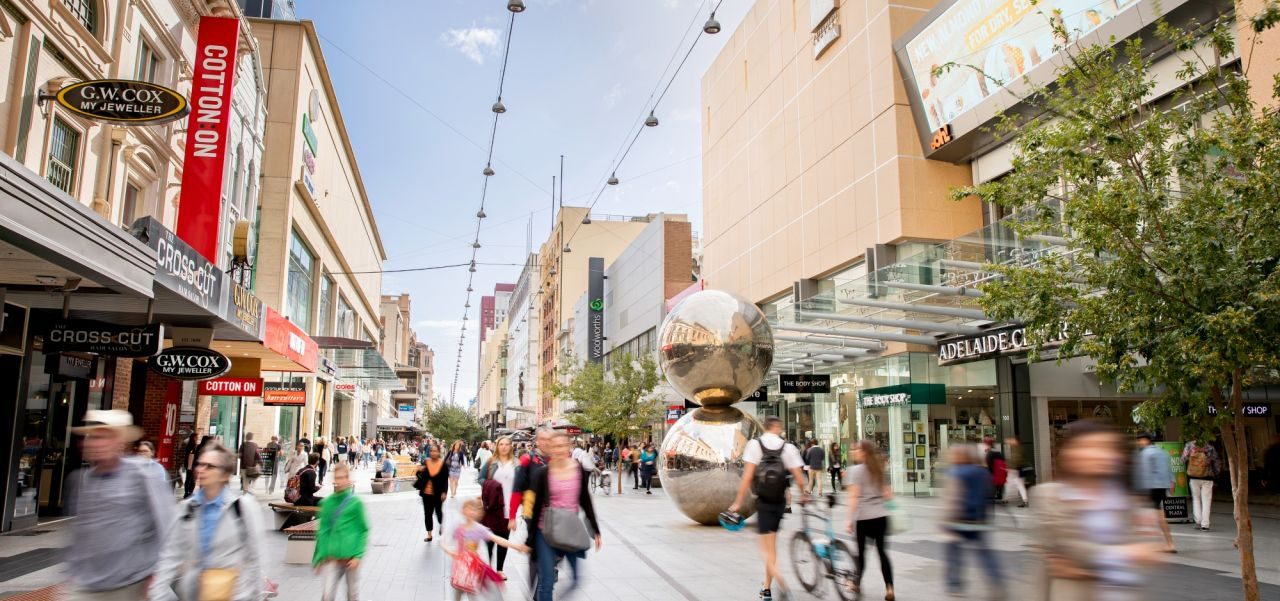 Rundle-Mall